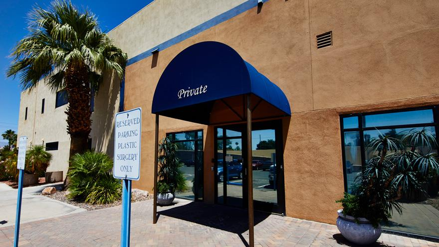 Photo: UNLV Medicine, Plastic Surgery - Private Entrance
